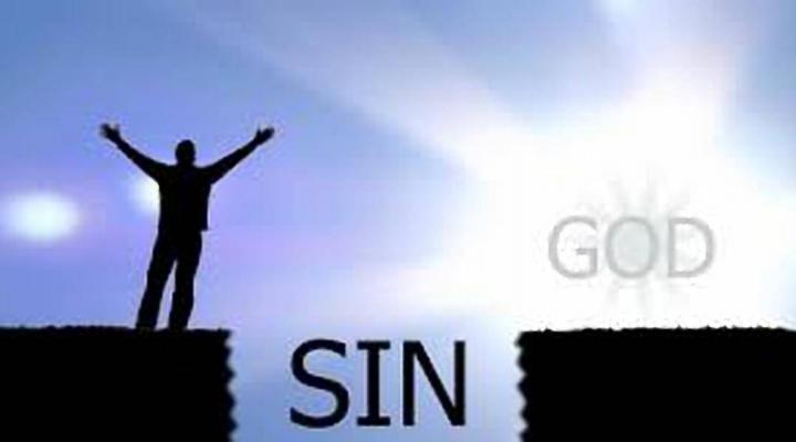 a definiton for sin