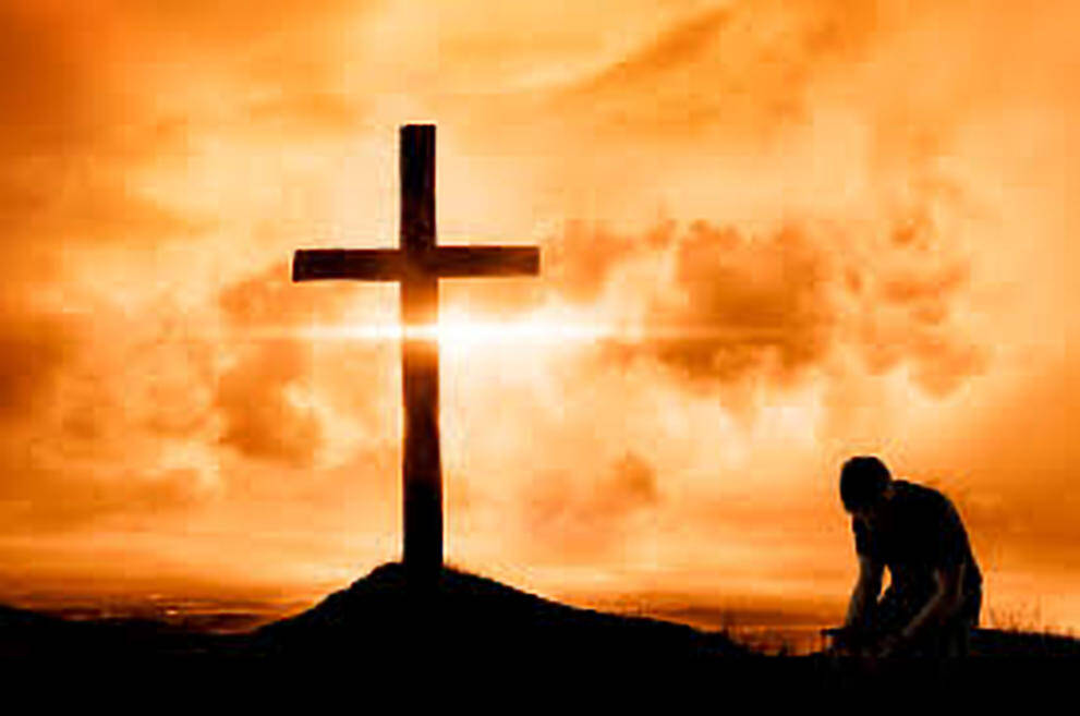 repentance at the cross of Jesus