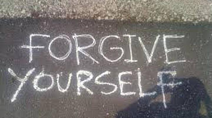 God's forgiveness
