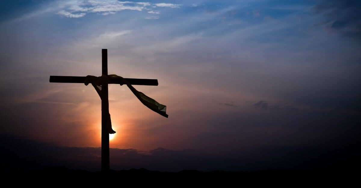 the cross of Yeshua
