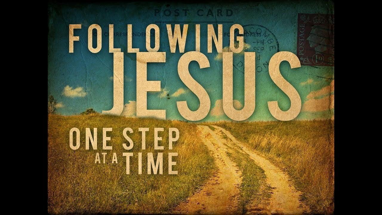 following Yeshua