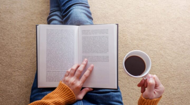 readers read books