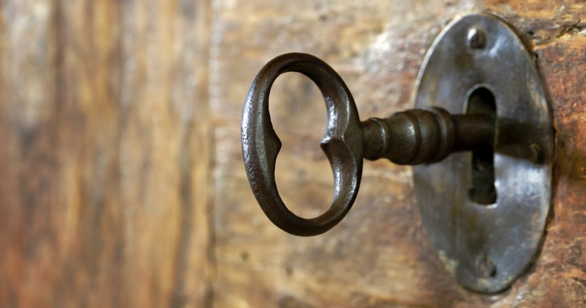 open doors to the enemy